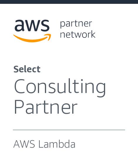 AWS Lambda Validated Consulting Partner